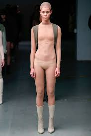 Nudity Runway Trend Fall 2015 Ready to Wear Vogue