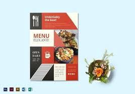 Brochures Templates Free Download Food Flyer Templates Free Download Ijbcr Co