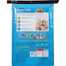 Purina Puppy Chow Feeding Chart