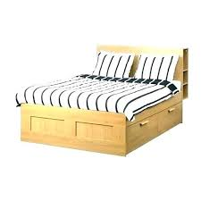 Ikea Platform Bed With Storage Bed Frame With Storage Bed Frame With ...