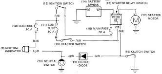 wiring diagram starter motor low voltage motor starter wiring basic ignition wiring diagram at Starter Wiring Diagram