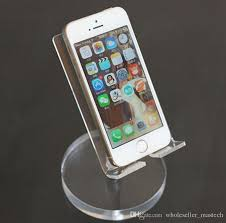 Acrylic Cell Phone Display Stands Amazing 32 Mobile Phones Acrylic Material Display Holder Acrylic Cellphone