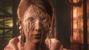 The Evil Within 2 - Chapter 14 Burning the Altar: Myra Hanson Kills Father  Theodore Wallace Cutscene - YouTube