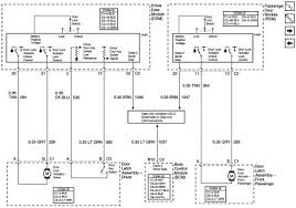 gmc sierra power door lock electrical problem gmc you never stated if you had ye9 i can only guess you do if you are having rear door issues here is some schematics sorry about the size it is the best