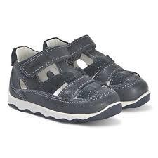 Primigi Navy And Blue Closed Toe Sandals Babyshop Com