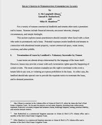 Lease Proposal Letter Gorgeous Lease Letter Templates 48 Free Sample Example Format Download