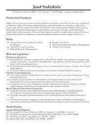 Histology Technician Cover Letter Medical Technologist Resume S