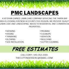 Lawn Mowing Business Forms Www Topsimages Com
