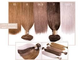 Bohyme Color Chart Color Guide Go Hair Shop