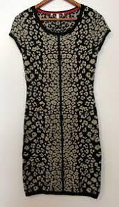 Victoria Secret Sweater Size Chart Details About Victorias Secret Kiss Of Cashmere Jacquard Cap Sleeve Sweater Dress Size S P