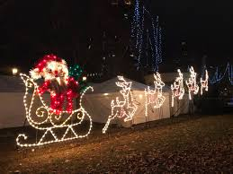 Marquette Christmas Lights