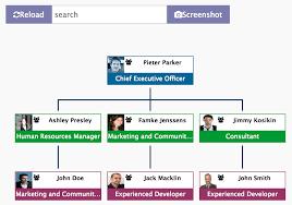 Organization Chart Premium Odoo Apps