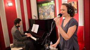 Hilary Gardner and Ehud Asherie 'Sweet And Slow' | Live Studio Session -  YouTube