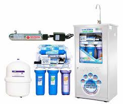 Cách khắc phục những lỗi thường gặp ở máy lọc nước
