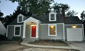 houses with red front doors. Modren Houses What Does A Red Front Door Mean Bright Home Throughout Houses With Red Front Doors