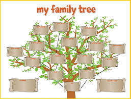 Free Editable Family Tree Template 9 Amazing Family Tree Template Free Printable Word Excel