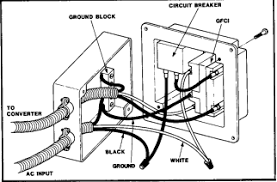 my u haul camper blog camper electrical part  electrical diagram of uhaul ct13 camper from manual
