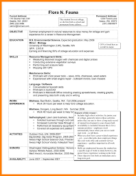 6 House Cleaning Resume Mla Cover Page