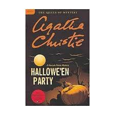 Bildresultat för the halloween party agatha christie