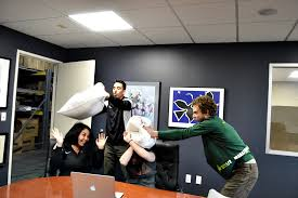 How To Have An Epic Pillow Fight – As Told By The Pillows.com Team