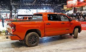 2014 Toyota Tundra Specs Revealed - autoevolution