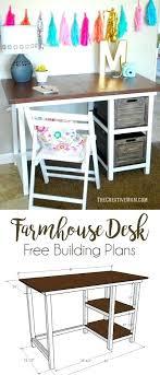 easy diy corner desk farmhouse desk free building plans this is a fun and easy build easy diy corner desk