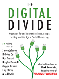 digital divide essay ethics and technology use in education blogger