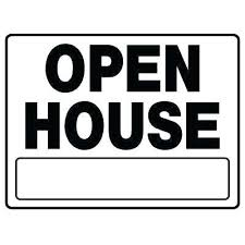 open house sign home depot corrugated plastic open house sign home design reviews