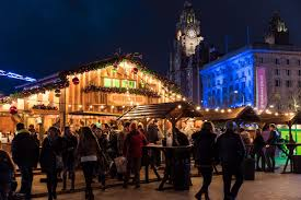 Liverpool Christmas Ice Festival Officially Open For Festive