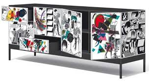 comic book furniture. Comics Furniture Comic Book E