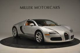 Its development however was as much a historic achievement as the veyron itself. Pre Owned 2010 Bugatti Veyron 16 4 Grand Sport For Sale Miller Motorcars Stock 7661c