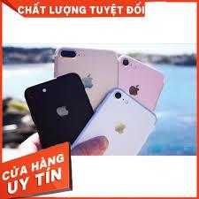 Điện thoại iphone 7 Quốc tế 128GB, 32GB chính hãng, giá tốt, đủ màu  Đen/Hồng/Bạc/Đỏ
