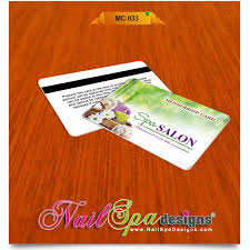 50 Best Nail Spa Membership Card Design Images On Pinterest Card