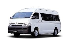 2018 Toyota Hiace Commuter, 3.0L 4cyl Diesel Turbocharged Manual, Van