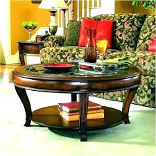 cherry print tablecloth round end table coffee outstanding dark wood tablets