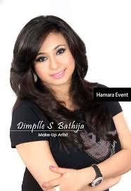 dimple s bathija makeup artist khar west mumbai