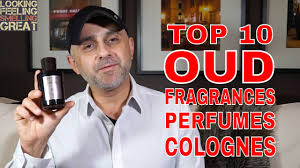 Top 10 <b>Oud</b> Fragrances, Perfumes, Colognes - YouTube
