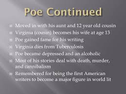 by edgar allan poe edgar allan poe iuml uml born died  4 iuml130uml moved