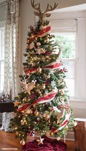 Christmas Tree Decoration Designs 100 Best Christmas Tree Decorating Ideas How To Decorate A Christmas 2