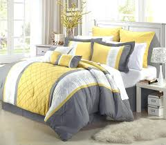 yellow and grey bedding sets chic home embroidery comforter set queen yellow image for more yellow and grey bedding sets