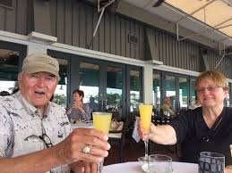 Toast To Great Day Picture Of Chart House Restaurant