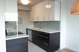 modern white and black kitchens. Perfect Black Kitchen Black Paint White Backsplash Ideas Hanging Dining  Table Chandeliers Small Area In Modern And Kitchens E