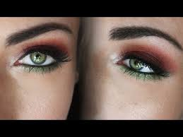 how to make green eyes pop makeup tutorial for green eyes makeupandartfreak