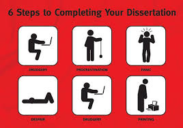 How To Write A Dissertations The Secret To Writing Your Dissertation Scienceblogs