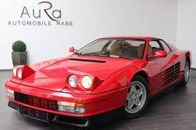 Used Ferrari Testarossa For Sale Autoscout24