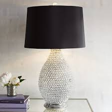 Pier One Table Lamps Gorgeous Black Crystal Bead Table Lamp Pier 32 Imports