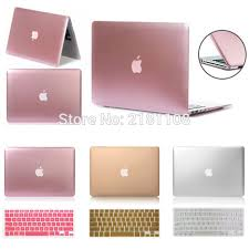macbook gold rose