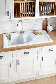 Kitchen Sinks Metal Ceramic Kitchen Sinks Diy At Bq