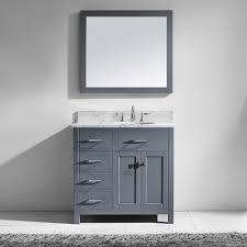 Ebay Bathroom Cabinets Nice Grey Bathroom Cabinets On Parkway 36 Inch Grey Single
