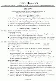 Example Of A Resume Summary Statement #479